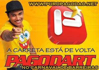 cd pagodart 2012
